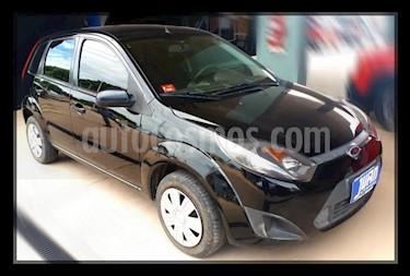 Foto venta Auto usado Ford Fiesta  5P Ambiente (2010) color Negro precio $200.000