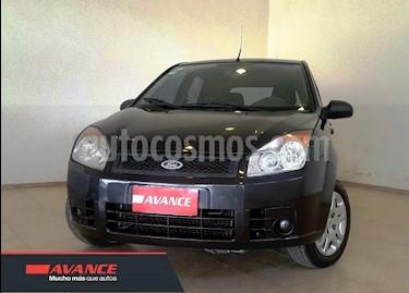 Foto venta Auto usado Ford Fiesta  5P Ambiente (2009) color Negro precio $174.000