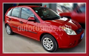 Foto venta Auto usado Ford Fiesta  5P Ambiente (2009) color Rojo precio $163.000