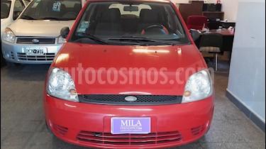 Foto venta Auto usado Ford Fiesta  5P Ambiente (2005) color Rojo precio $140.000