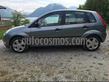 Foto venta Auto usado Ford Fiesta  5P Ambiente (2002) color Gris precio $60.000