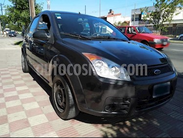 Foto venta Auto Usado Ford Fiesta  5P Ambiente (2008) color Azul precio $155.000