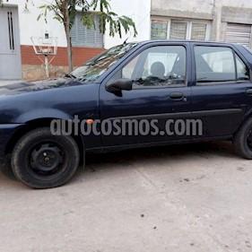 Foto venta Auto usado Ford Fiesta  5P CLX 1.4 16v  (1996) color Azul precio $85.000