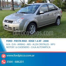 Foto Ford Fiesta  5P Edge Aut (LN) usado (2008) color Beige