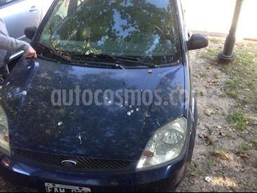 Foto venta Auto usado Ford Fiesta  5P LX 1.6 Ac (2002) color Azul precio $115.000