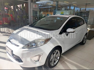 Foto venta Auto usado Ford Fiesta  5P Titanium Kinetic Design (2013) color Blanco precio $405.000