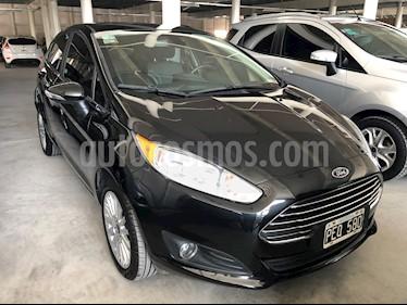 Foto venta Auto usado Ford Fiesta  5P Titanium Kinetic Design (2015) color Negro Perla precio $566.000