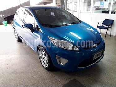 Foto venta Auto usado Ford Fiesta  5P Titanium Kinetic Design (2013) color Azul Flama precio $162.500