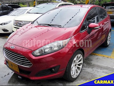 Foto venta Carro usado Ford Fiesta 5P (2015) color Rojo precio $32.900.000