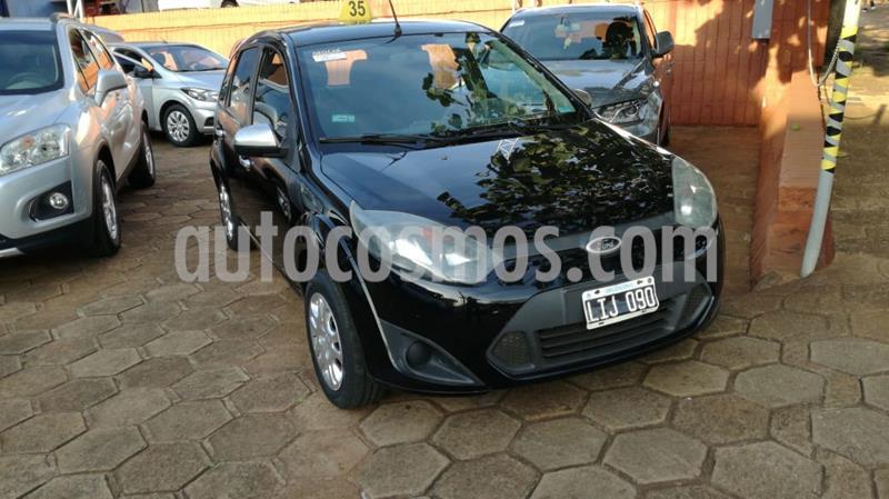 Ford Fiesta  5Ptas. 1.6 N Edge Plus MP3 (L02/07) usado (2012) color Negro precio $430.000
