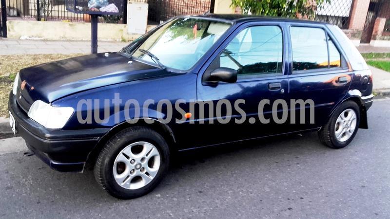 Ford Fiesta  5P CL 1.3  usado (1996) color Azul precio $150.000