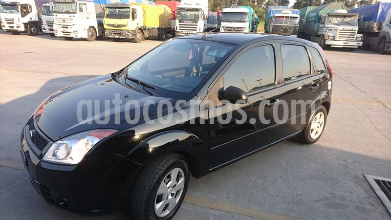 Ford Fiesta  5P Ambiente Plus usado (2010) color Negro precio $330.000