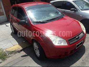 Ford Fiesta  5P Ambiente Plus usado (2010) color Rojo precio $220.000