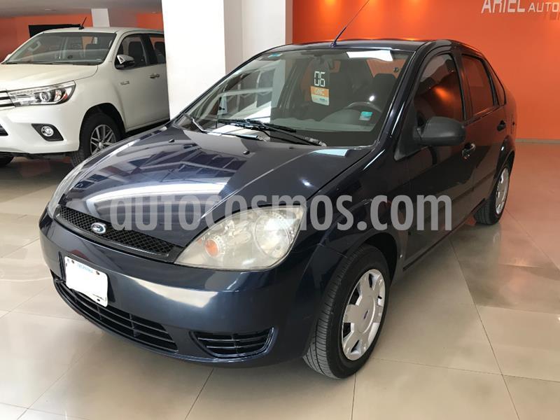 Ford Fiesta  5P Ambiente usado (2006) color Azul precio $310.000