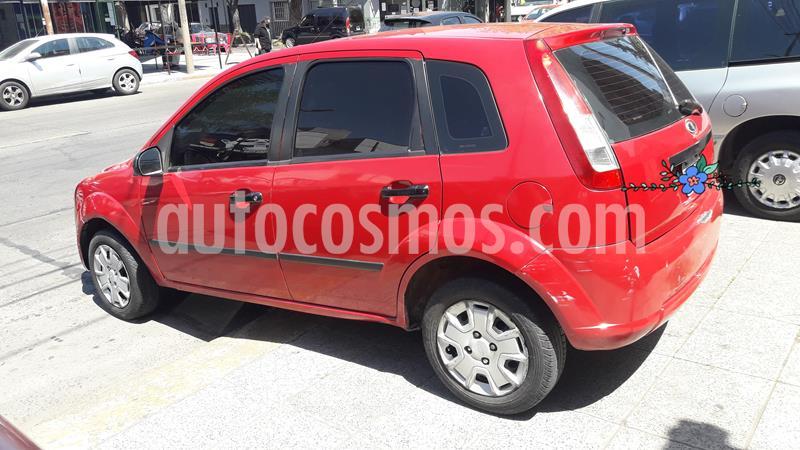 Ford Fiesta  5P Ambiente Plus usado (2010) color Rojo Matador  precio $370.000