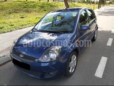 Ford Fiesta  5P Ambiente TDCi usado (2008) color Azul precio $127.000