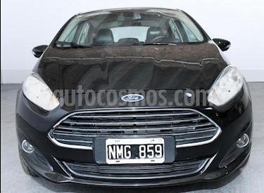 Ford Fiesta  5P Titanium Kinetic Design usado (2014) color Negro precio $525.000
