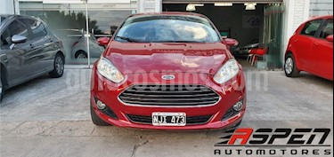 Ford Fiesta  5P Titanium Kinetic Design usado (2013) precio $475.000
