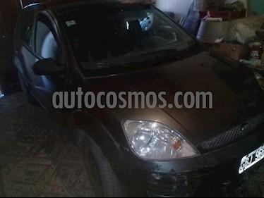 Ford Fiesta  5P Ambiente usado (2007) color Negro precio $160.000