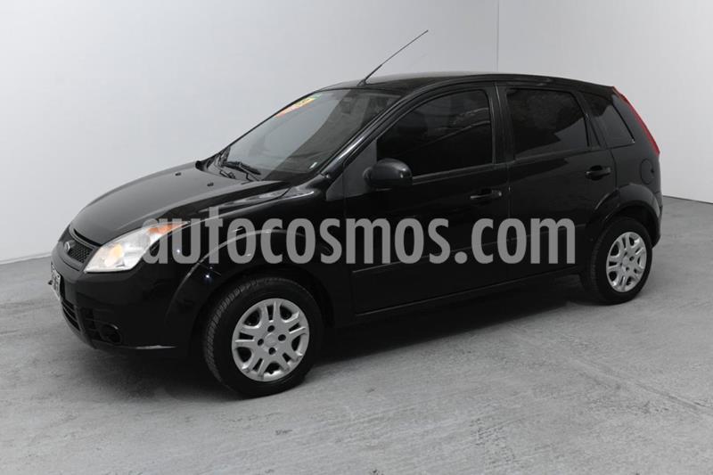Ford Fiesta  5P Ambiente usado (2009) color Negro precio $410.000