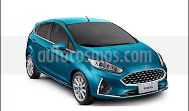 Ford Fiesta  - usado (2017) color Azul precio $314.998