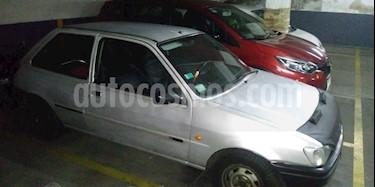 Ford Fiesta  3P CL 1.3  usado (1996) color Gris Plata  precio $60.000