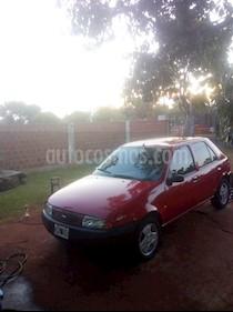 Ford Fiesta  5P LX 1.8 DSL usado (1997) color Rojo precio $98.000