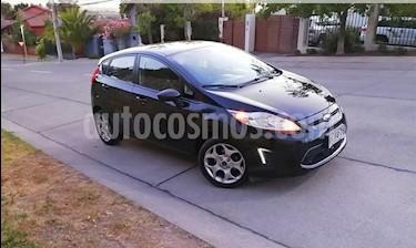 Ford Fiesta 1.6L SE usado (2012) color Negro precio $4.490.000