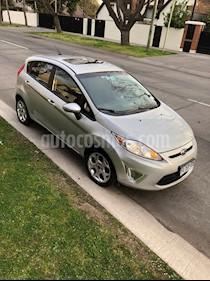 Ford Fiesta 1.6L Titanium usado (2013) color Plata precio $5.500.000