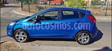Foto Ford Fiesta SES 1.6L usado (2012) color Azul Flama precio $4.300.000
