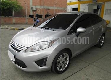 Ford Fiesta SE usado (2012) color Gris precio $18.000.000