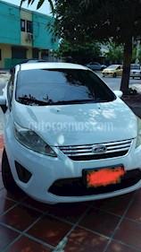 Ford Fiesta SE usado (2011) color Blanco Oxford precio $20.900.000