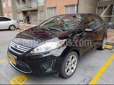 Ford Fiesta SE usado (2012) color Negro precio $25.000.000