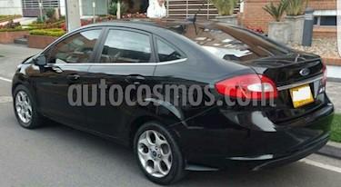 Ford Fiesta SE usado (2012) color Negro precio $21.600.000