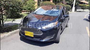 Ford Fiesta SE Aut usado (2017) color Negro precio $42.000.000