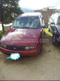 Ford Fiesta LX 5 Ptas. usado (1997) color Rojo precio $6.500.000