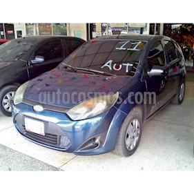 Foto venta carro Usado Ford Fiesta Move Aut (2011) color Azul precio u$s2.950