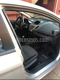 Ford Fiesta SE 1.6L usado (2012) color Gris Plata  precio $4.500.000