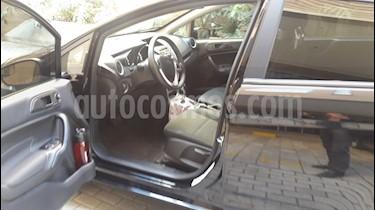 Ford Fiesta SE Aut usado (2017) color Negro precio $43.000.000
