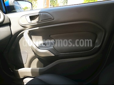 Ford Fiesta SE Aut usado (2011) color Azul precio $25.700.000