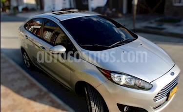 Foto venta Carro usado Ford Fiesta Titanium  (2014) color Gris precio $30.000.000