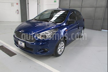 Foto venta Auto usado Ford Figo Hatchback 5p Energy L4/1.5 Man (2017) color Azul precio $180,500