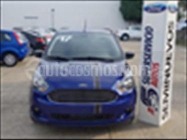 Ford Figo Hatchback Aspire usado (2017) color Azul Marino precio $180,000