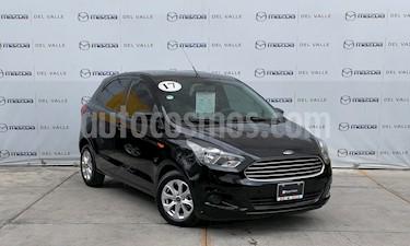 Foto venta Auto usado Ford Figo Hatchback Energy Aut (2017) color Negro precio $169,000