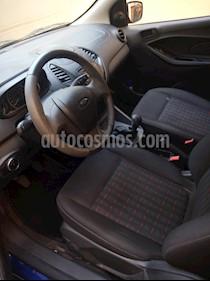 Foto venta Auto usado Ford Figo Hatchback Energy Aut (2018) color Azul precio $170,000