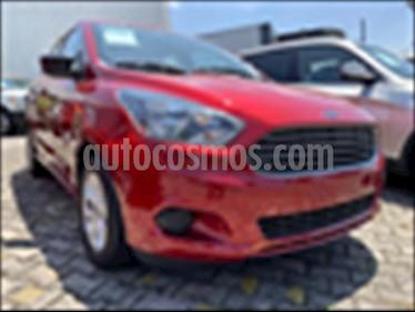 Ford Figo Hatchback ENERGY TM 5 PTAS usado (2018) color Rojo precio $169,999
