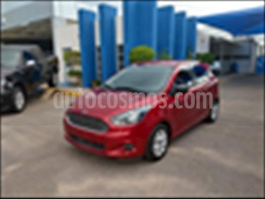 Foto venta Auto usado Ford Figo Hatchback ENERGY TM 5 PTAS (2018) color Rojo precio $170,000