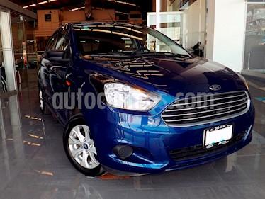 Foto venta Auto usado Ford Figo Hatchback Energy (2017) color Azul precio $185,000