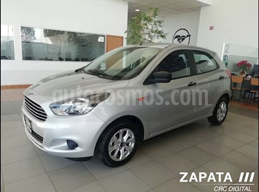 Ford Figo Hatchback Energy nuevo color Plata Estelar precio $225,900