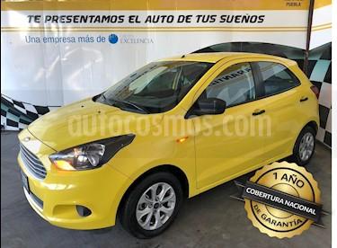 Foto venta Auto Seminuevo Ford Figo Hatchback Energy (2016) color Amarillo precio $155,000